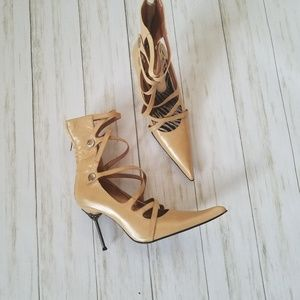 Shoes - BRONX Zip Up Shoe Boot